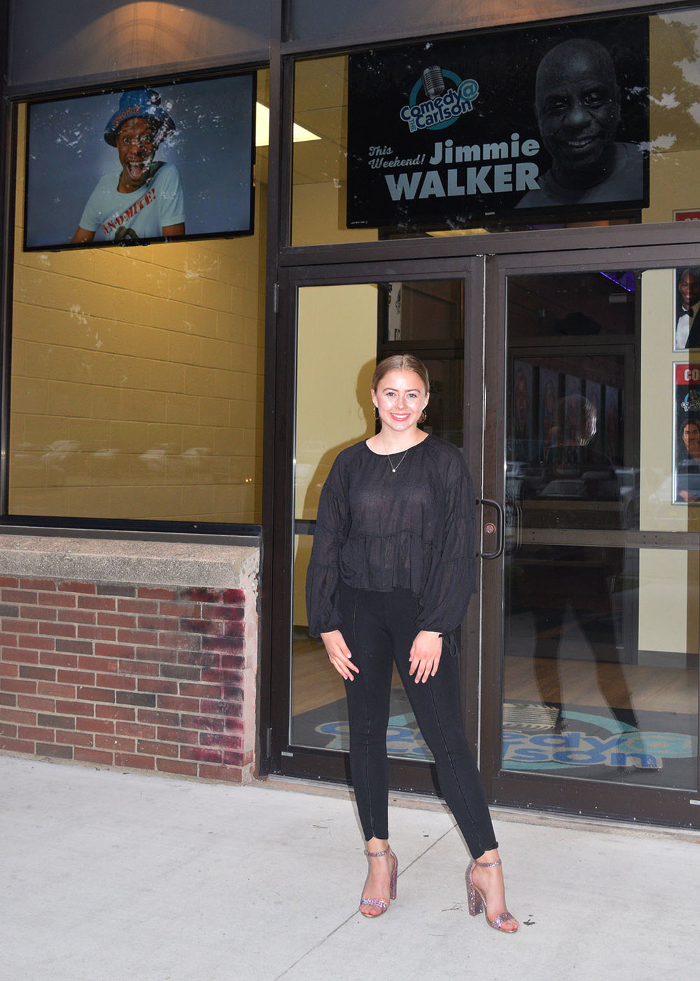 Alia opened for 70s' sitcom star Jimmie Walker in August 2018.