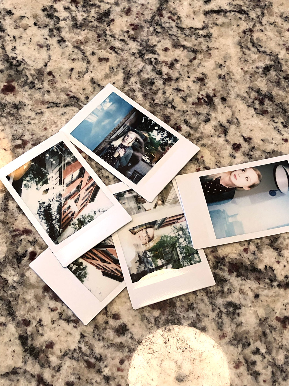 Instax from this weekend I haven't scanned yet