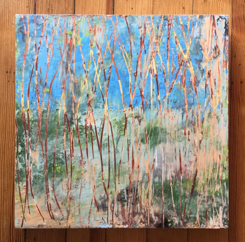 """Waters Edge"" ~by Mimi Muhlenberg"