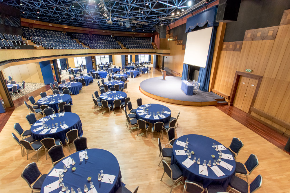 Oracle Conference Centre - Cabaret Style + Syndicates 4.jpg
