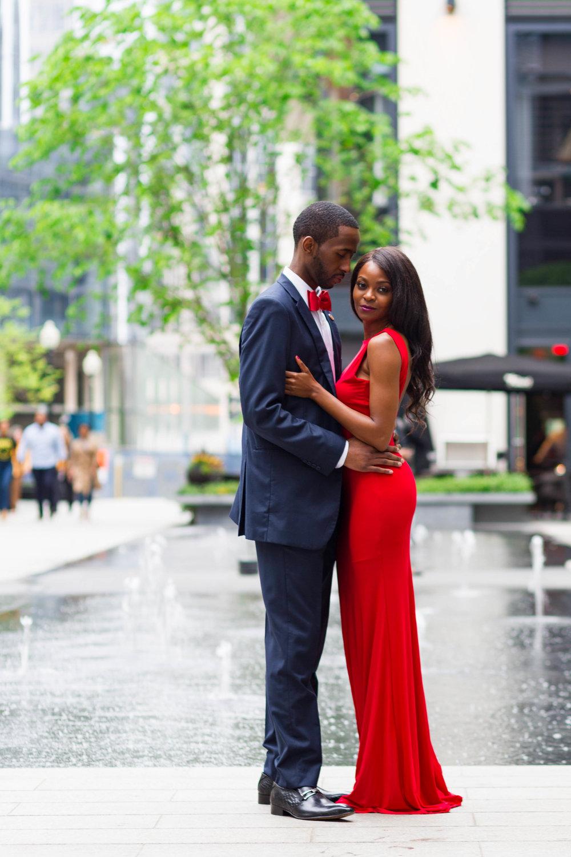 Black Couples City Center