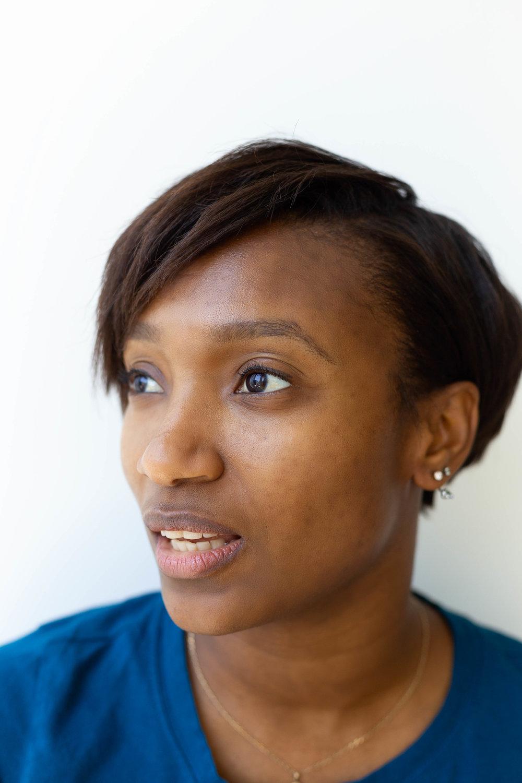 The Free Black woman Jade