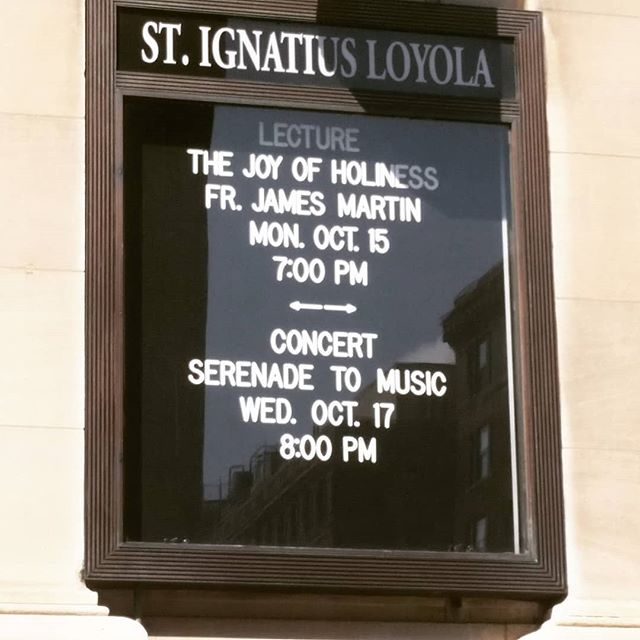 We are in great company this month! Can't wait for our first Choral Classics concert coming in just a few weeks.