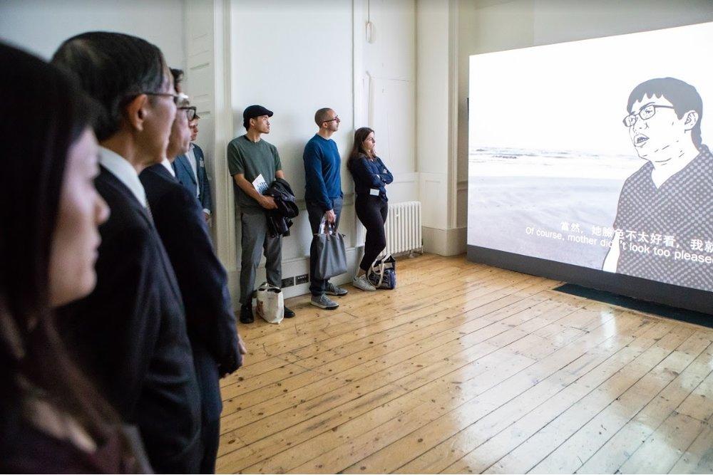 倫敦設計雙年展臺灣館開