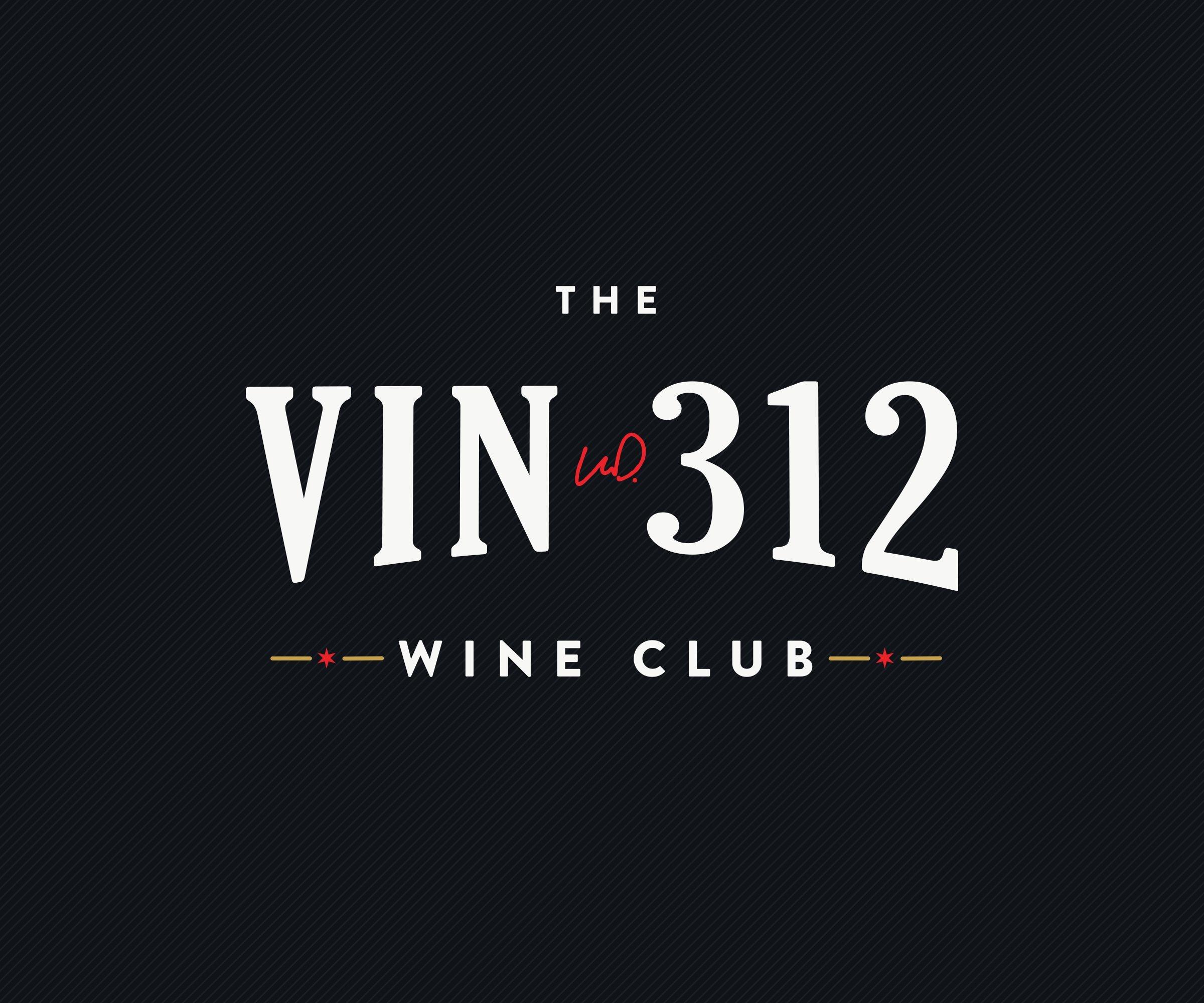 Hypermoderne VIN312 Wine Club (First Shipment) — VIN•312 BD-56