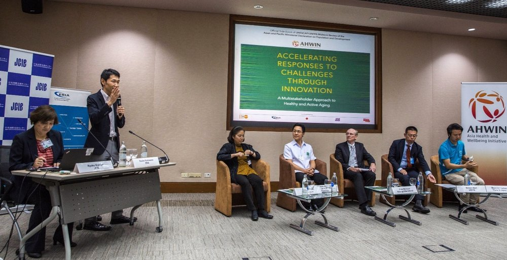 (Photos from this event provided by  ESCAP/Michael Linennen)