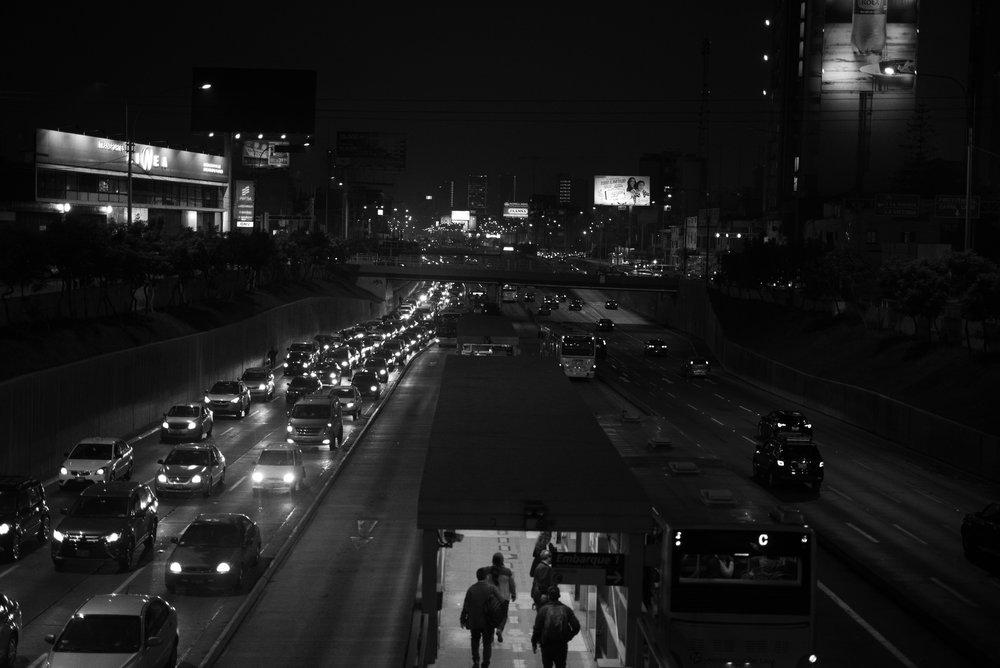 Somewhere Lima, Peru Leica M Typ 246 50mm f/2.0 APO Summicron © Keith R. Sbiral, 2018