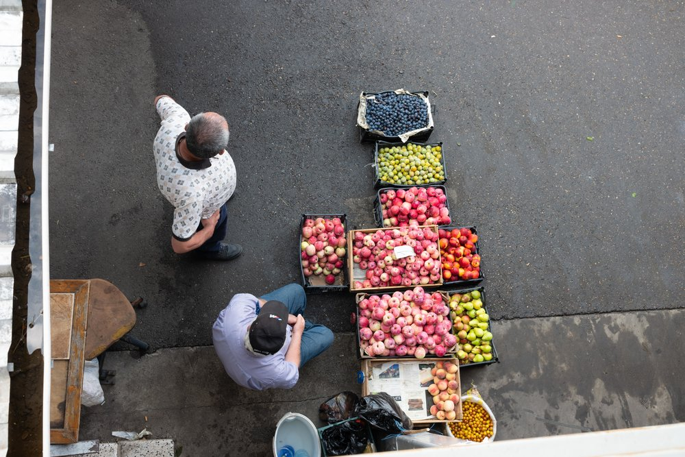 Apples and Plums Tbilisi, Georgia Leica SL 35mm f/1.4 Summilux FLE © Keith R. Sbiral, 2018