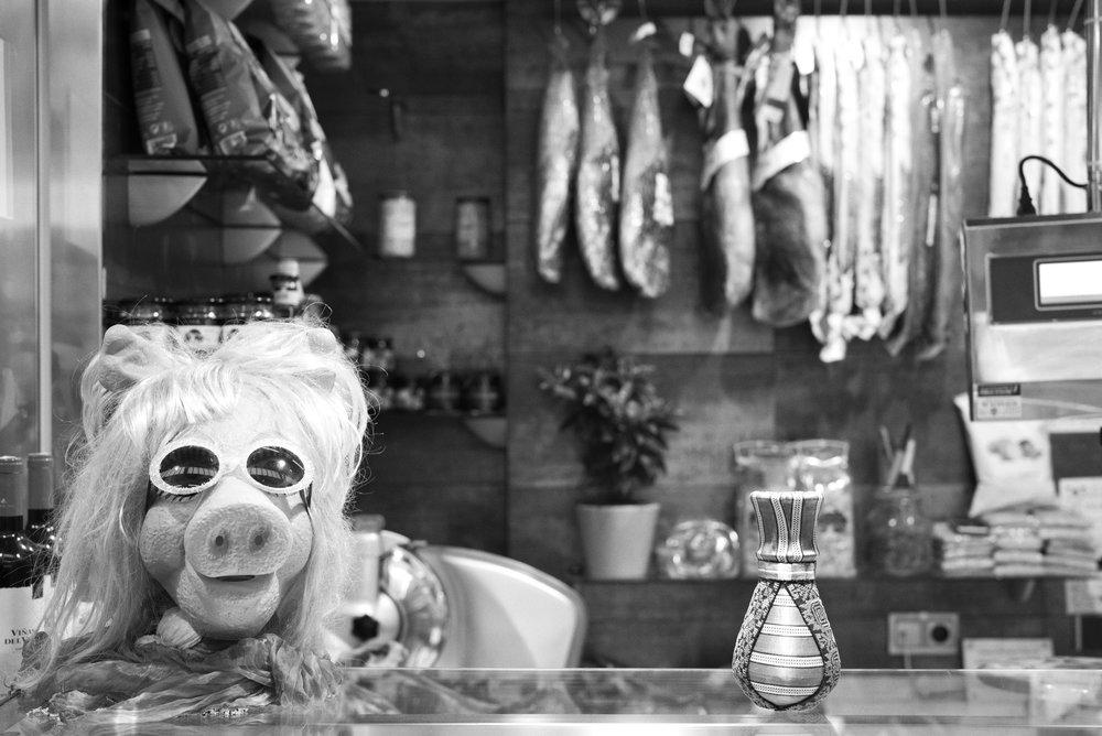 Iberico Barcelona, Catalonia, Spain Leica M (Typ 246) 50mm f/2.0 APO Summicron  © Keith R. Sbiral, 2018