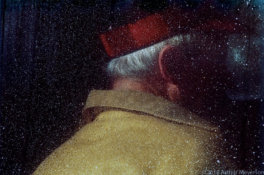 Red Hat, Wyoming 1989, Arthur Meyerson