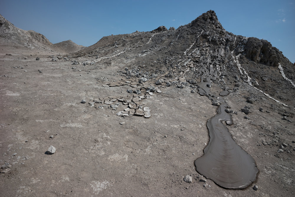 Volcano Baku, Azerbaijan Leica SL 21mm f/3.4 Super Elmar © Keith R. Sbiral, 2018