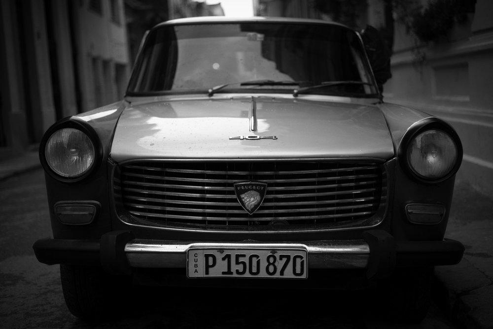 404 Havana, Cuba Leica M 240 50mm f/2.0 Summicron © Keith R. Sbiral, 2018