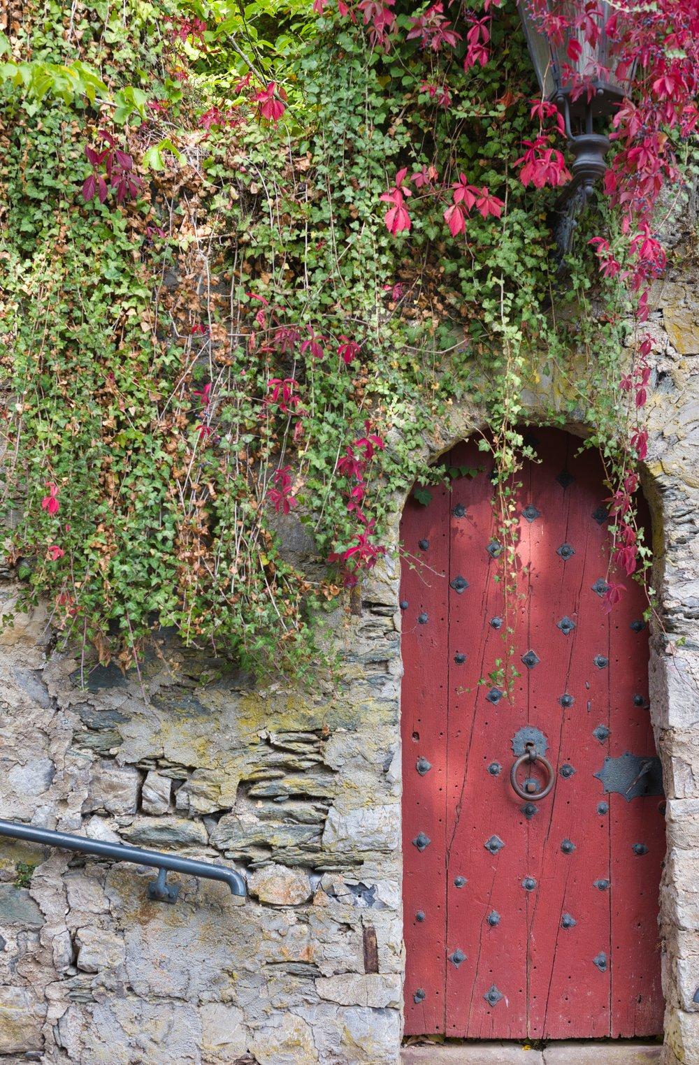 Die Tür. Braunfelds, Germany Leica SL 50mm f/2.0 APO Summicron © Keith R. Sbiral, 2018