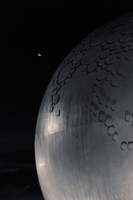 Moon Dot 2 Wetzlar, Germany Leica SL 50mm f/2.0 APO Summicron © Keith R. Sbiral, 2018