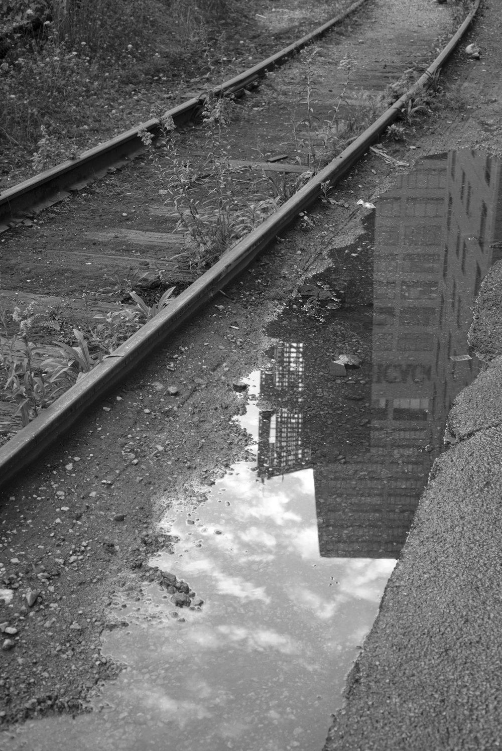 Bridge Up Chicago, USA Leica M (Typ 246) 50mm f/2.0 APO Summicron  © Keith R. Sbiral, 2018