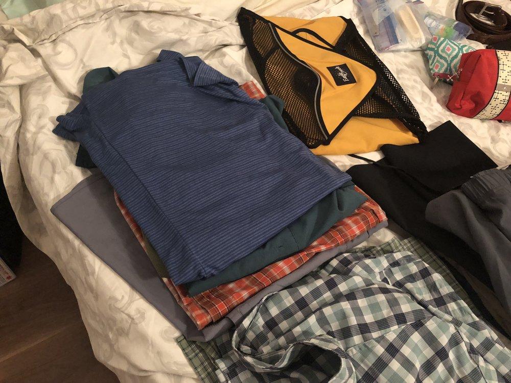 Week 10: Clean Laundry.