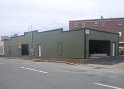 202 Kennebec Street  Capital Servicing  Portland, ME   Project management for demolition and construction of new warehouse.