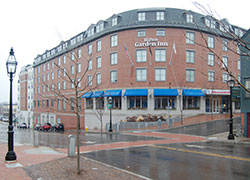 Hilton Garden Inn & Harbour Hill Condominiums  Cathartes Investments  Portsmouth, NH   New 134-room hotel with 21 condominiums.