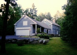 Private Residence   Falmouth, ME   Custom 3200 sq ft home with daylight cellar, and custom cabinets and built-ins. Designed and built by Greg Shinberg.