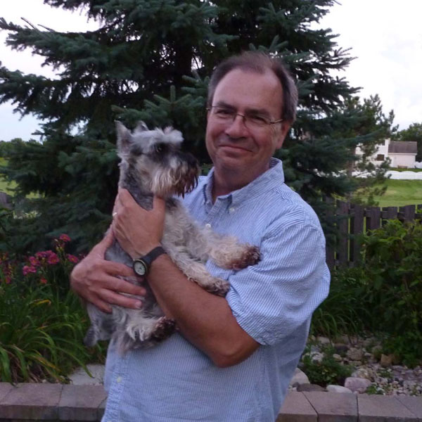 Tony LaValliere - Cremation SpecialistMy wife and I have been active in Miniature Schnauzer rescue since1999. We came to know and appreciate the services provided by Mark and Memorial Pet Services soon after Mark opened his doors to the public. When it came time for me to retire from corporate life, I found a new mission and purpose at Memorial Pet Services in January of 2015.