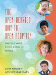 Lori Holden's bookcover - open adoption