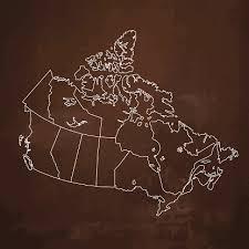 canada-map-in-the-dark