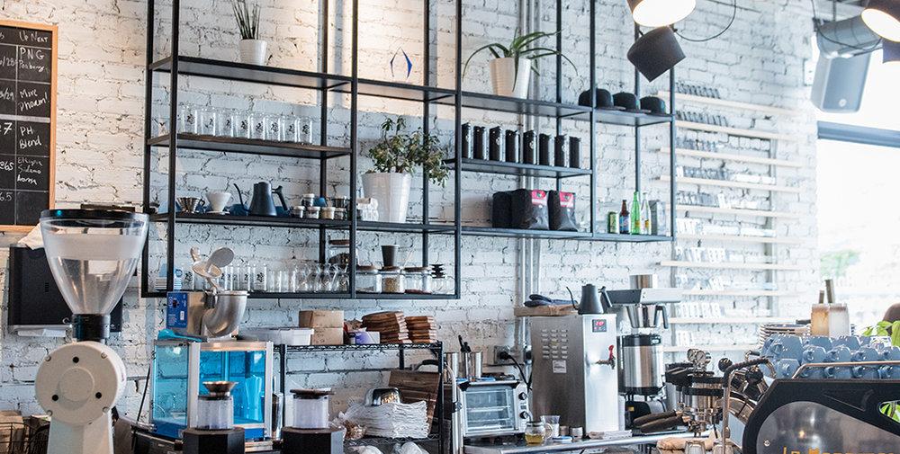 LOGAN SQUARE CAFE -