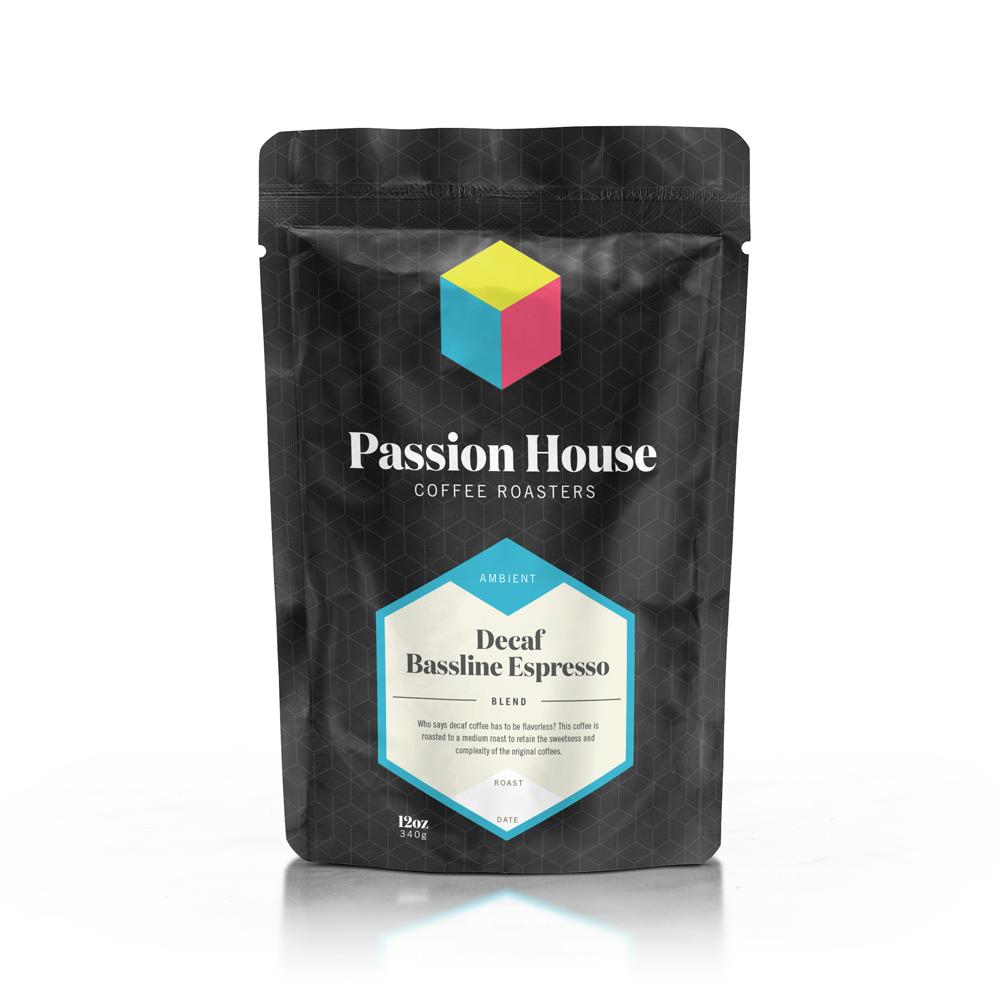 Decaf Bassline Espresso -