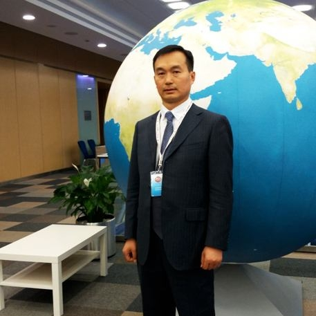 Xu Wenhong travels the world researching the impact of the BRI