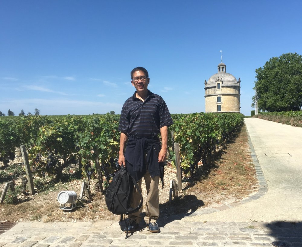 Andy at Chateau Latour.jpg