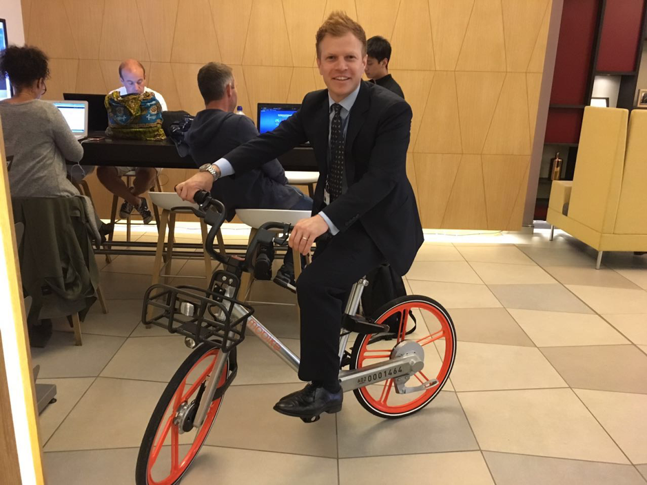 Mobike launch into Manchester – first city outside of Asia to welcome the bike-sharing operator