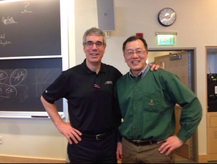 Visiting Bill Aulet's Classroom at MIT