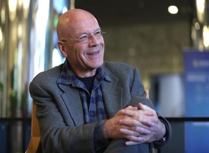 Interview in Beijing, November 2017