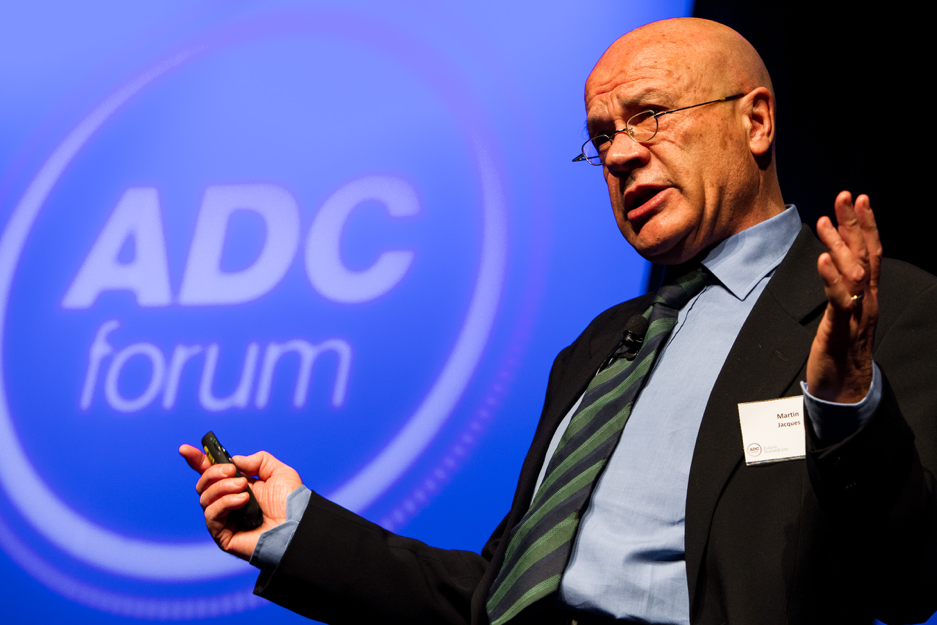 Speaking ath Australian Davos Connection forum in Melbourne, 2013