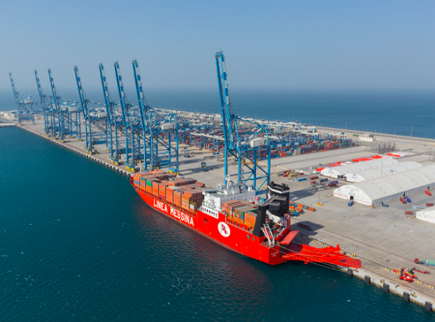 China's flagship investment in Pakistan: Gwadar Port Source: tribune.com.pk