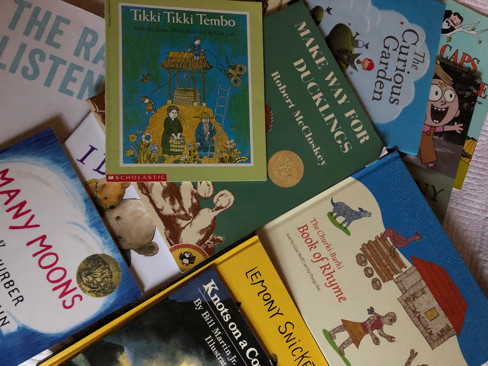 """my Top """"Ten"""" Picture Books in the waning daylight of dusk on #nationalreadabookday"""