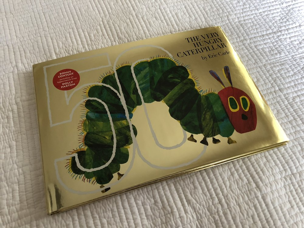 50th anniversary edition - signed by Eric Carle!