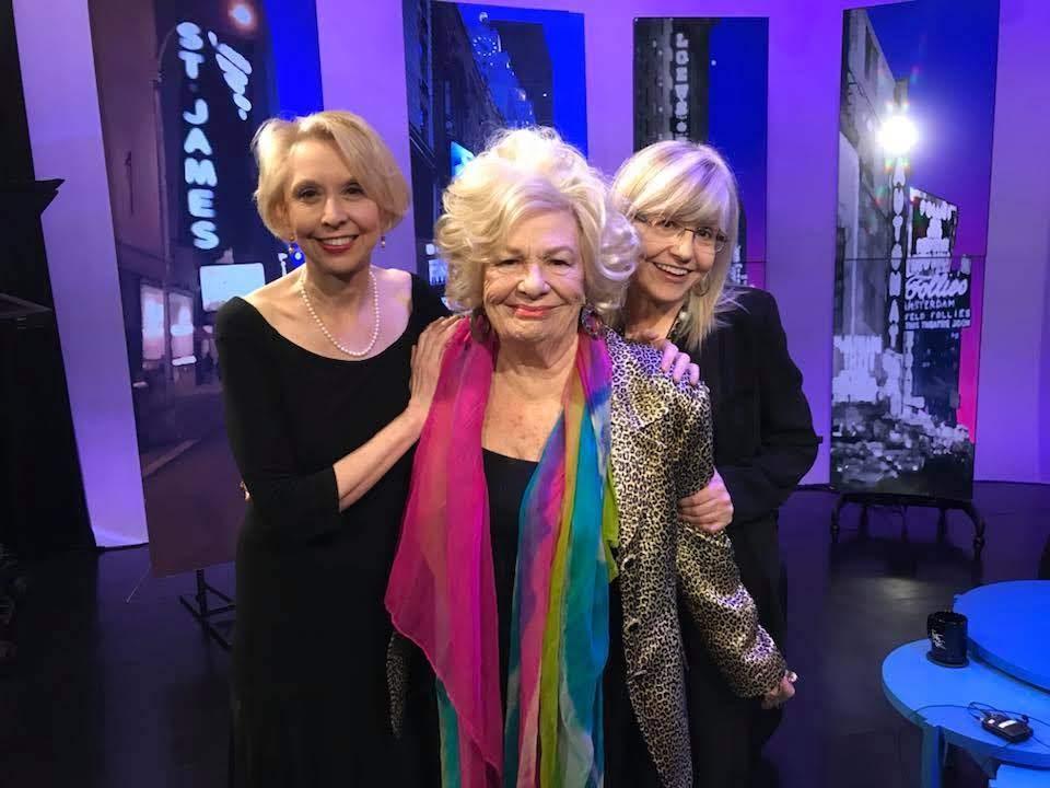 Julie Halston, Renée, Susan Haskins