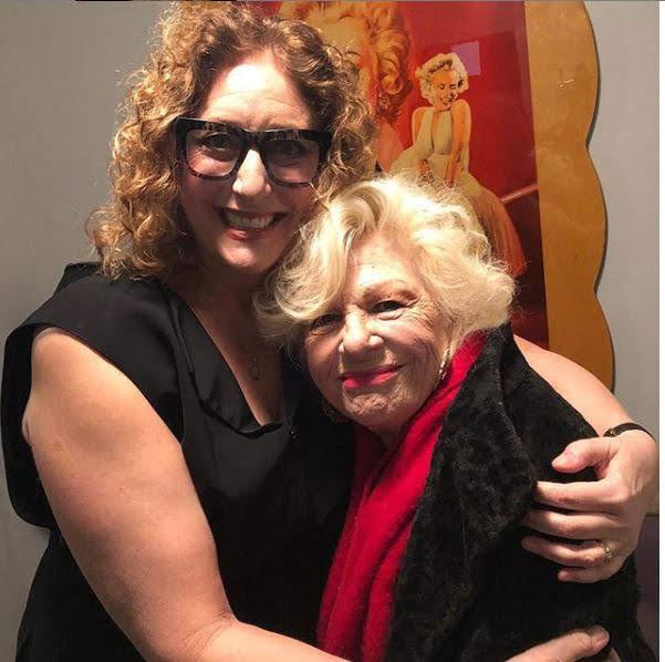 Judy Gold and Renée Taylor