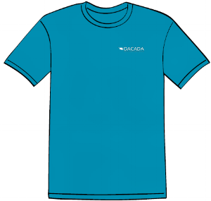 Support OACADA by purchasing your    OACADA T-shirt today   ! Order before October 3, 2018 to pick it up at the    Fall 2018 Conference   !