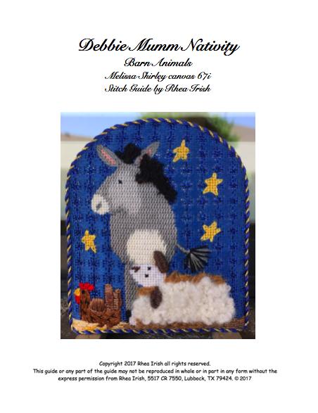 Debbie Mumm Nativity-Donkey.png