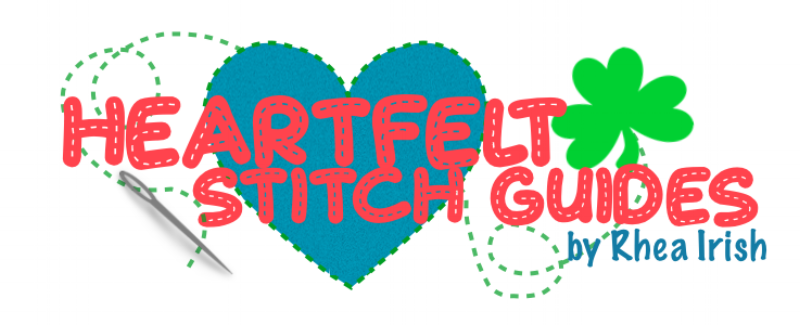 Heartfelt Stitch Guides