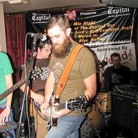 #tbt I used to have a beard. #sleeplessnightsband