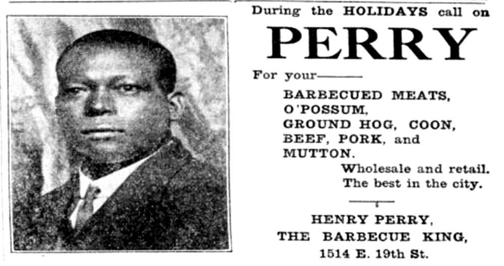 Henry-Perry-Ad-The Kansas City sun Kansas City MoDecember 22 1917.jpg