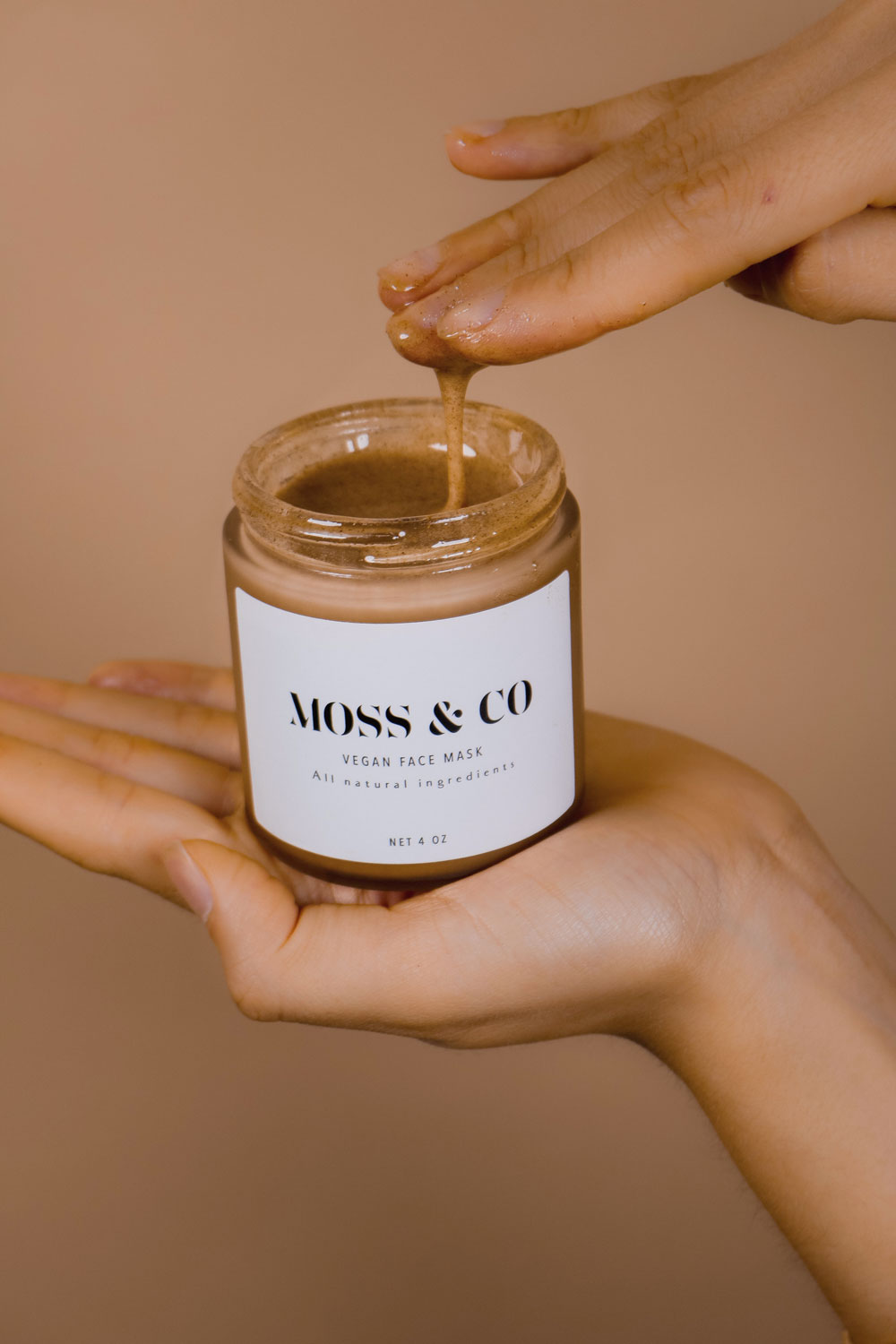 MOSS & CO All-Natural Ingredients