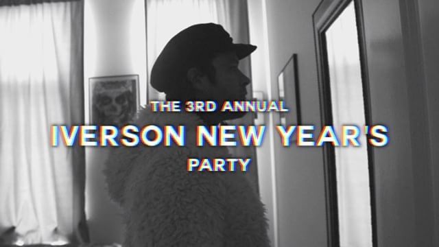 🎉it's the 3rd Annual IVERSON New Year's🎉Sat, Aug 25th🎉 @rutcorp 🎉 link in bio🎉 PRE-ORDER BEGINS FRI, JULY 20th. . . . . . #ivny2018 #weareiverson #abolishfear #synthpop #altpop #synth #chicagomusic #newalbum #newmusic #party #partying #newyearsparty #chicagodiy #rutcorp