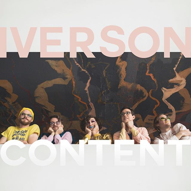 It is risen.  Content [v3.0] is NOW AVAILABLE!  Link in bio! #weareiverson #abolishfear #content #newalbum #newmusic #newrelease #synthpop #altlop
