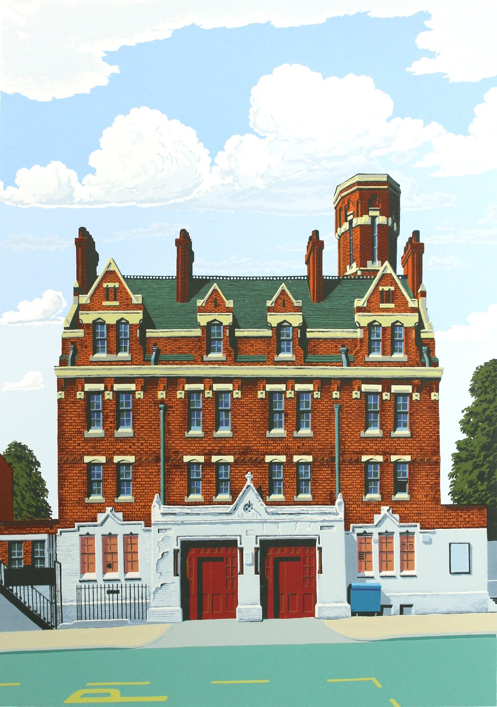 The Old Fire Station, West Norwood