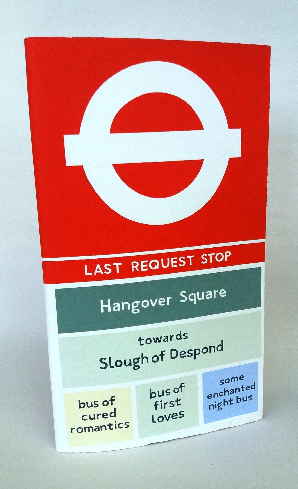 'Last Request' 3D Bus Stop (Side 1)