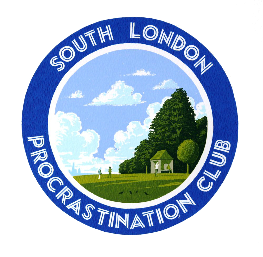 South London Procrastination Club  EDITION SOLD OUT